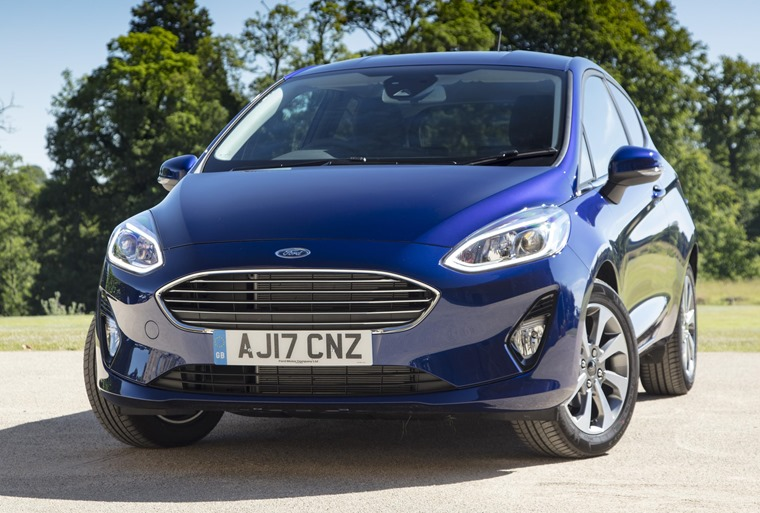 Ford Fiesta lease deals for any budget