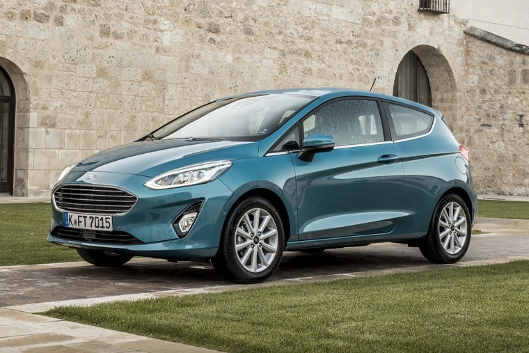 Ford Fiesta budget lease option