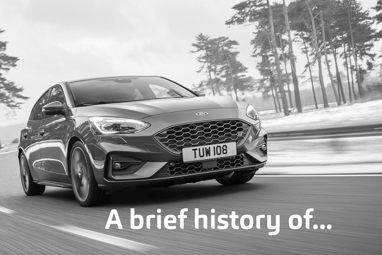 Ford Focus... a brief history lesson