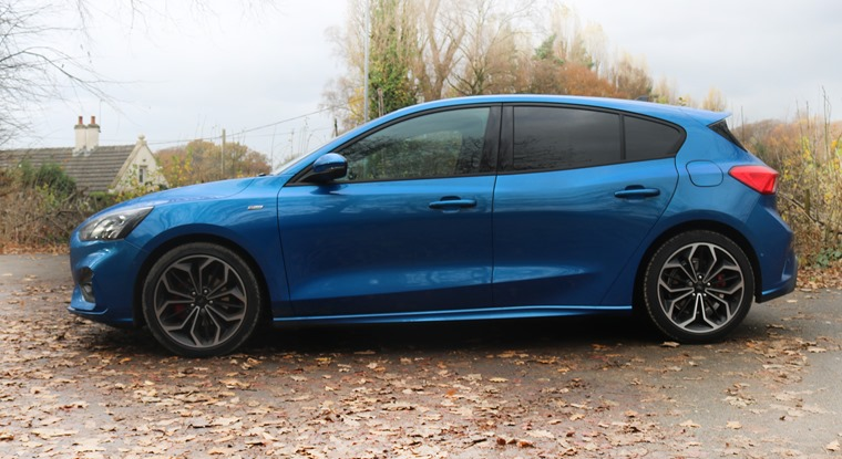 Ford Focus 2018 side