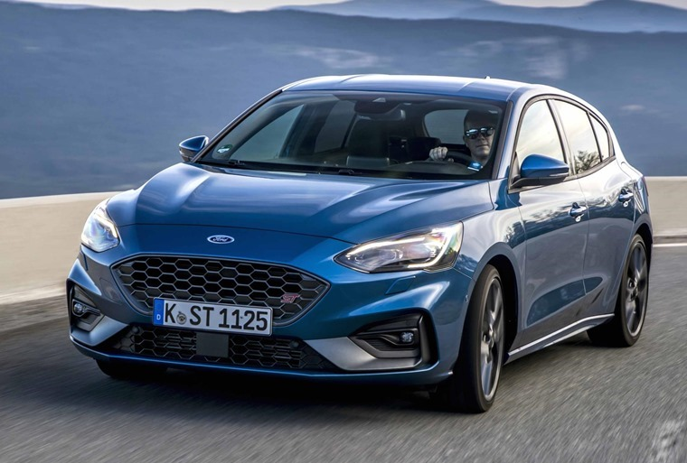 Ford Focus ST[11]