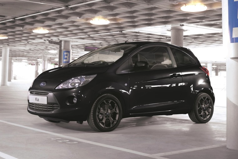 Ford Ka Zetec Black Edition