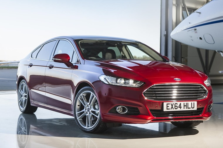 Ford Mondeo lease deals for any budget