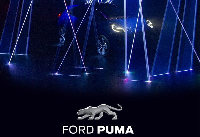 Ford Pumas reveal, 'Go Further' Sugar Factory, Amsterdam, April 1st 2019  Photographs by Tim Bishop/Ford of Europe