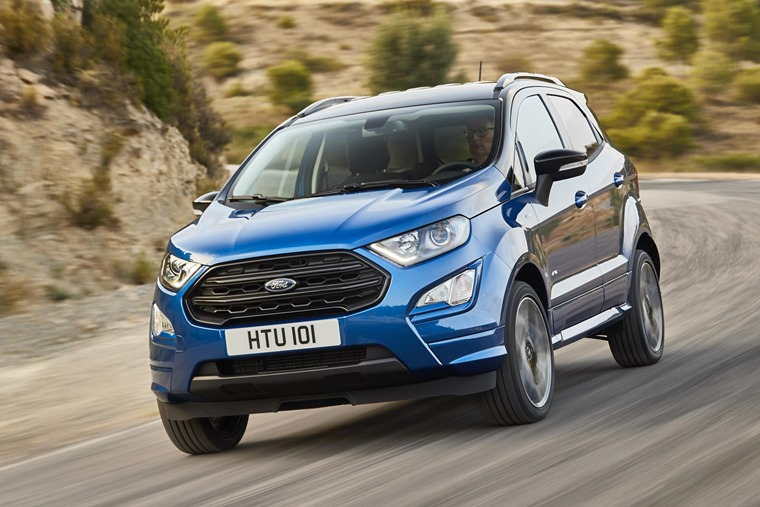 Ford has also introduced cruise control with speed limiter functions to the refreshed model