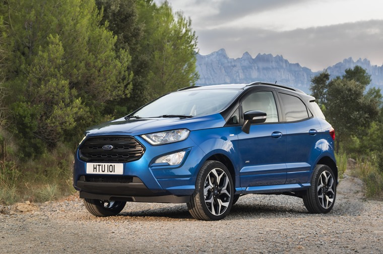 Refreshed Ford EcoSport