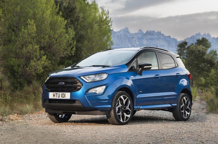 Ford EcoSport lead