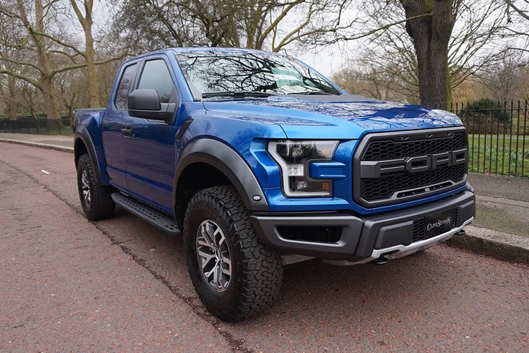 Ford America's most popular vehicle: the F-Series pick-up truck.
