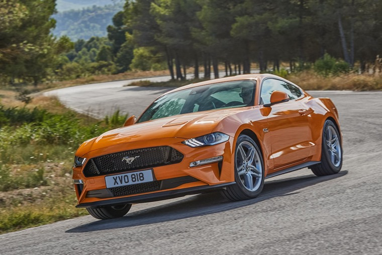 Exhilarating performance and a fun-to-drive experience have been at the heart of the Mustang's DNA since the first model was launched in 1964