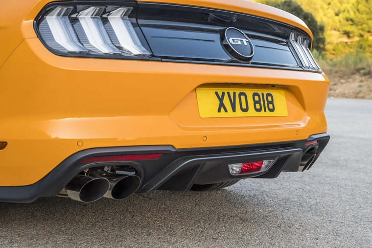 Deliveries of the new Ford Mustang will begin in 2018