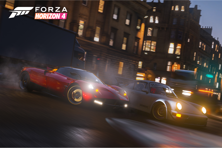Forza Horizon 4 lease cars