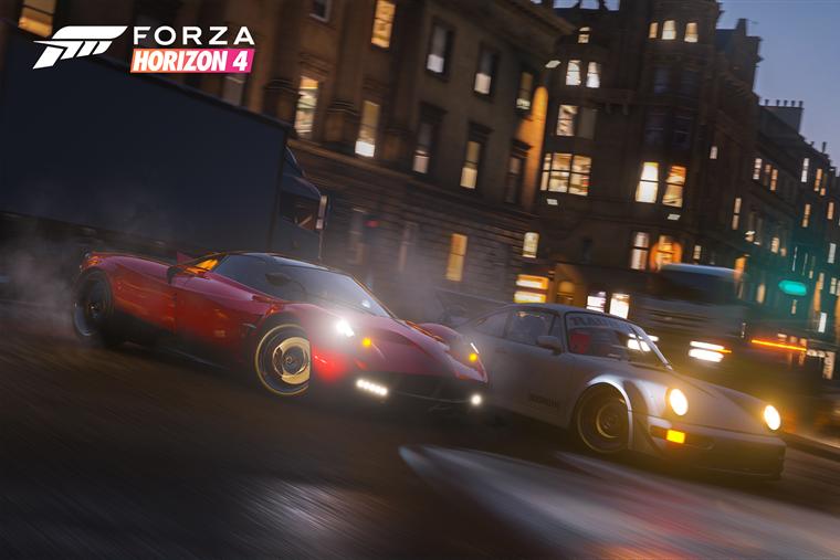 Forza Horizon 4 lease cars