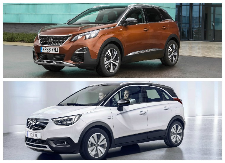 GM and PSA have already worked together; the new Peugeot 3008 and Vauxhall Crossland X are based on the same platform.