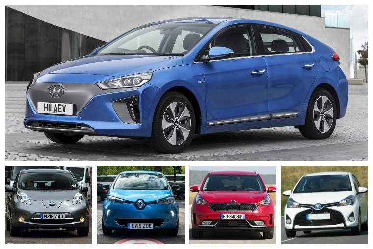 There's now plenty of hybrid choices