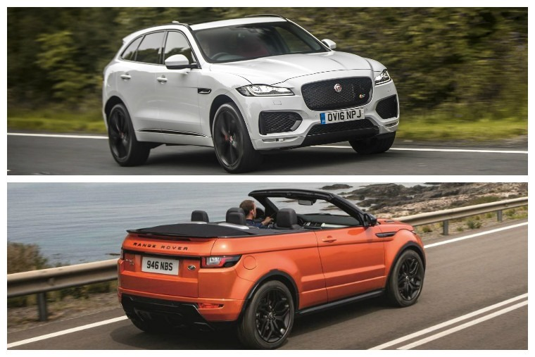 Jaguar Land Rover tapped into the SUV market at the right time, with its Evoque and F-Pace models proving to be a roaring success.