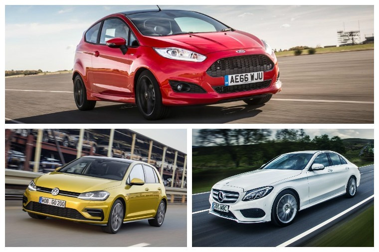 The Ford Fiesta remains the UK's most popular car as we enter 2017.