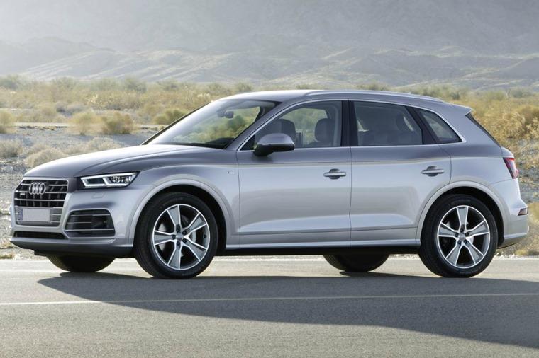 Audi Q5 side 2
