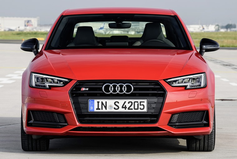 We've been trying out the ultimate in Audi saloons – the new S4.