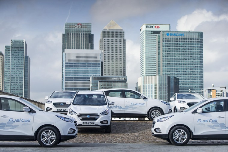 Will hydrogen fuel taxis ever come to London?