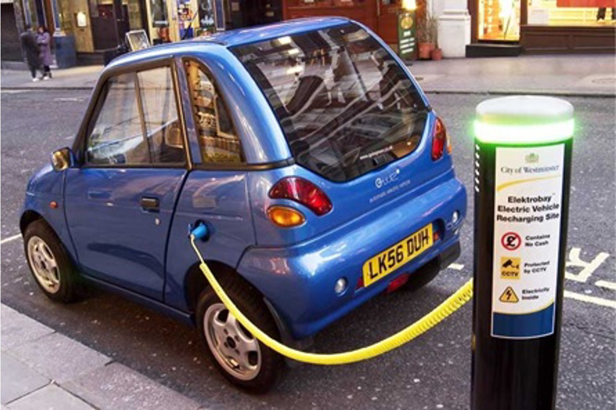 Is London Really The Electric Car Capital Of Uk I Don T Think So Leasing