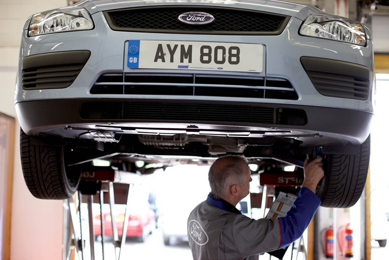 Four-year MOT exemption SCRAPPED