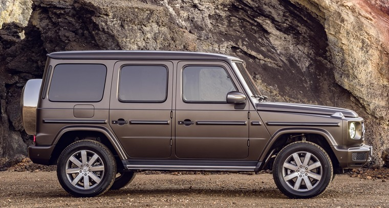 Mercedes-Benz G-Class 2018 side