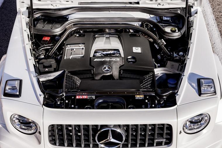 AMG G 63 4.0-litre V8 BITURBO