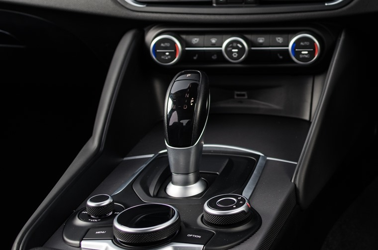 Fans of the traditional manual have no need to worry – the ZF auto and aluminium flappy paddles are a great combo.