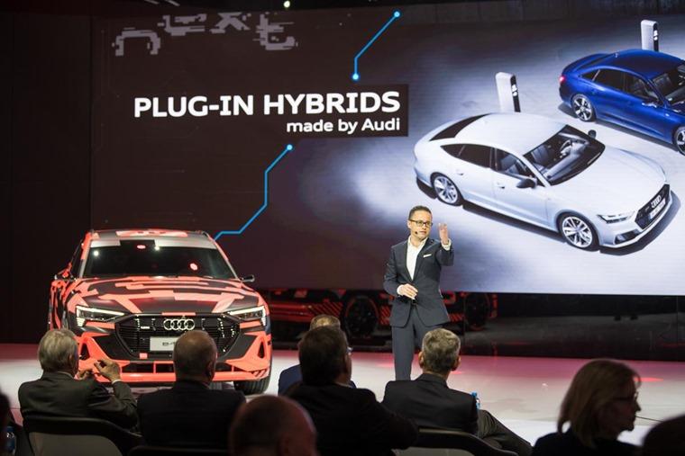 Geneva 2019 Audi