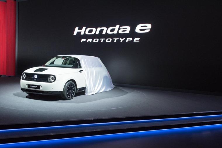 Geneva 2019 Honda