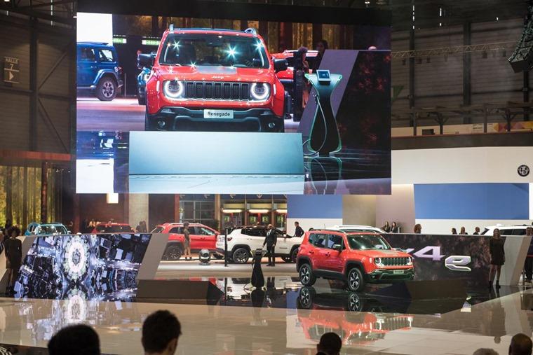 Geneva 2019 Jeep