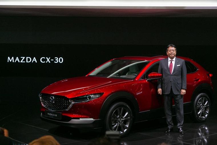 Geneva 2019 Mazda