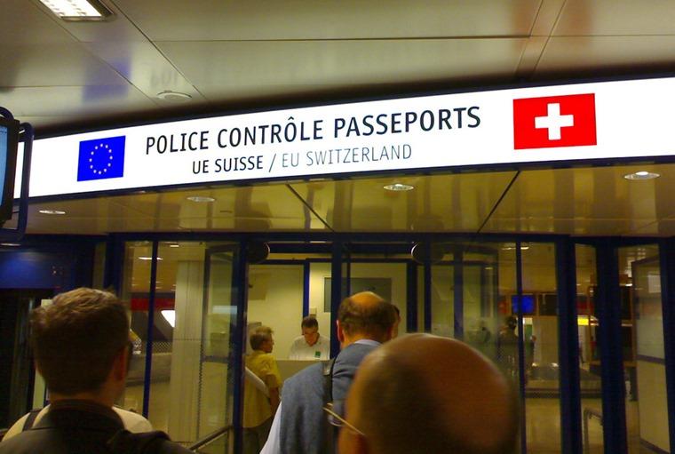 Bienvenue en Suisse / Wilkommen in der Schweiz / Welcome to Switzerland