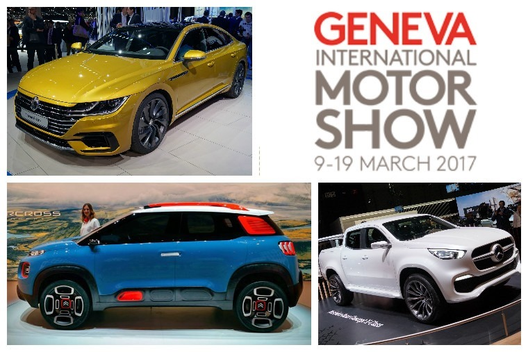 The Geneva Motor Show is now in full flow, after the flurry of new car reveals earlier in the week.