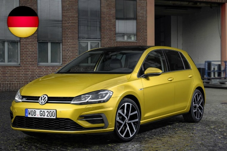 Germany – Volkswagen Golf