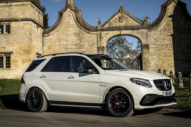 Mercedes-Benz GLE lease deals