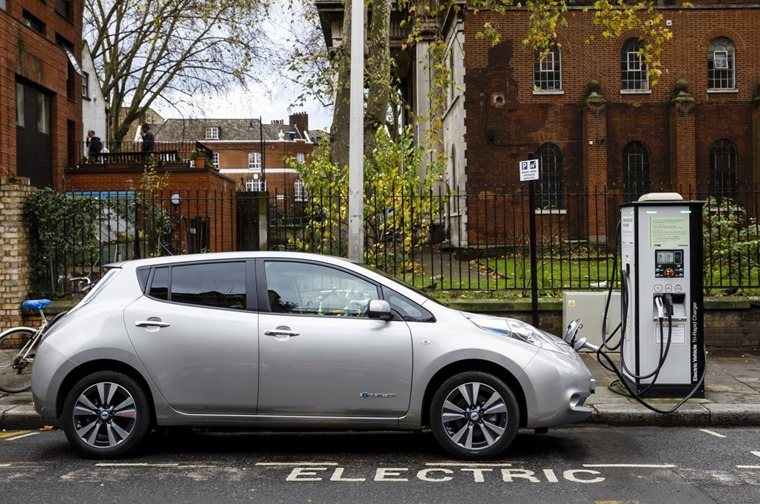 Will 2017 be a landmark year for EVs? If the charging network expands, it just could be...