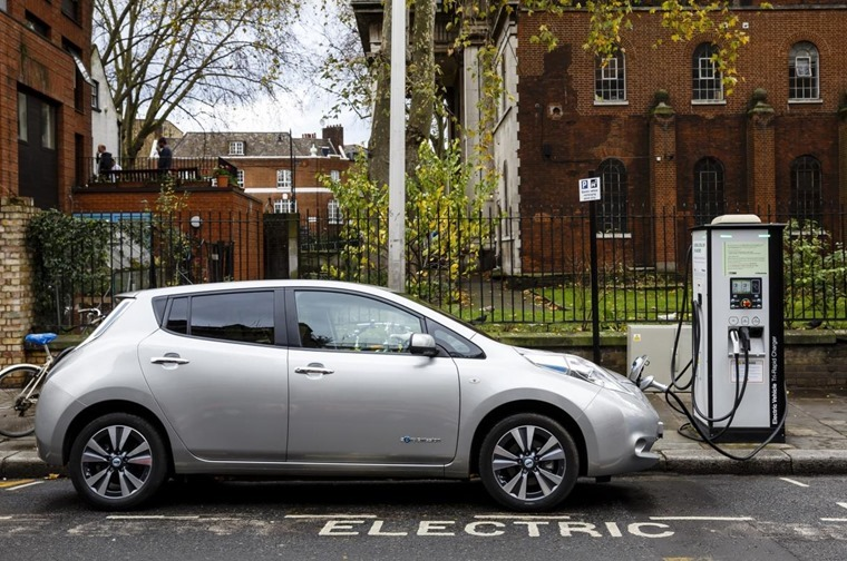 The Mayor's aim is for all road vehicles driven in London to be zero emission by 2040.