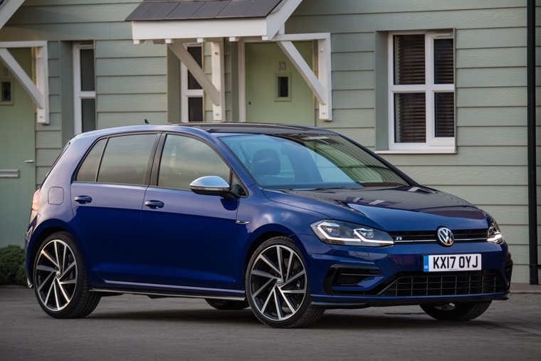 Volkswagen Golf for under £200 a month.