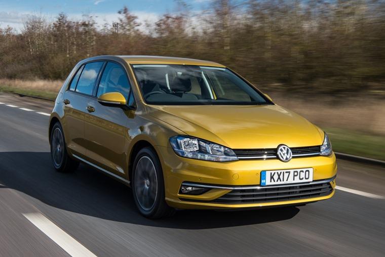 First drive: Volkswagen Golf 2017