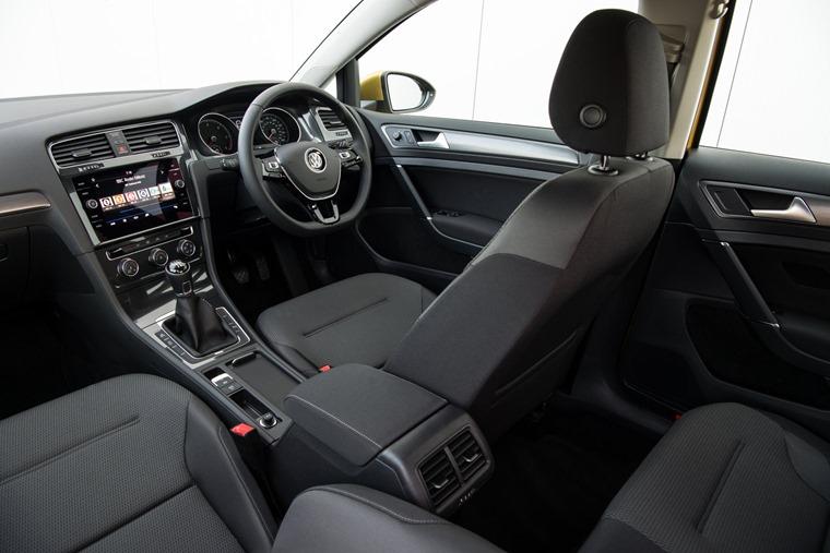 Volkswagen Golf SE Nav 1.6-litre TDI