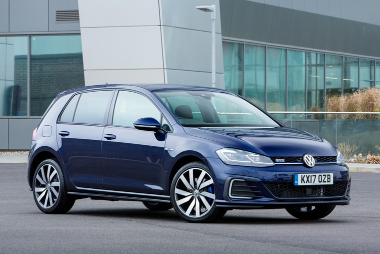 Updated Volkswagen Golf GTE hybrid is open for order