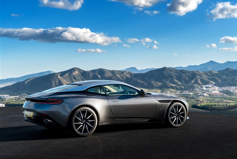 Want to get your hands on a DB11?