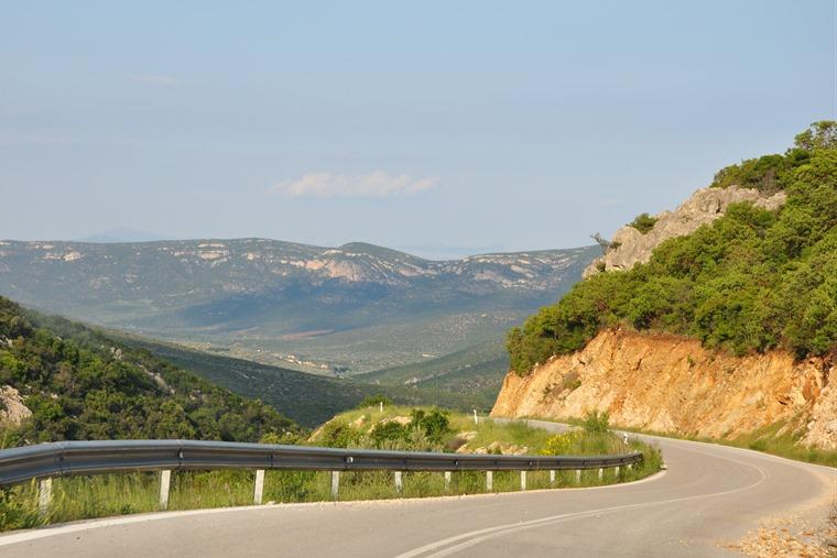 The Peloponnesus, Greece