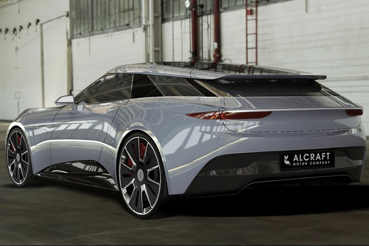 Alcraft concept rear