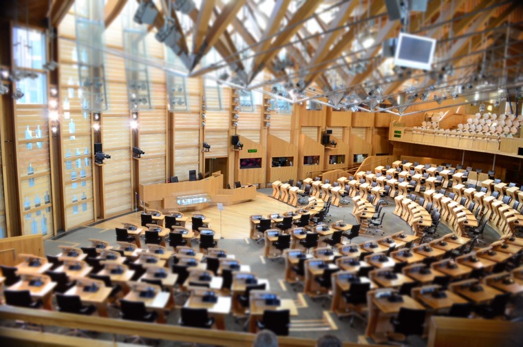 Hollyrood's proposal surpasses Westminster's 2040 ban by 8 years.
