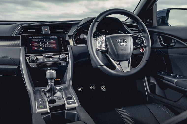 Honda Civic 1_5 VTECTurbo Interior