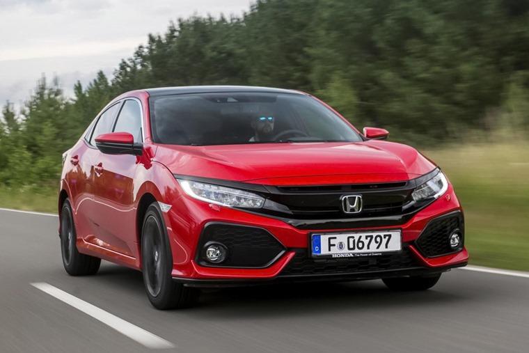 Honda Civic EX 1.6 i-DTEC