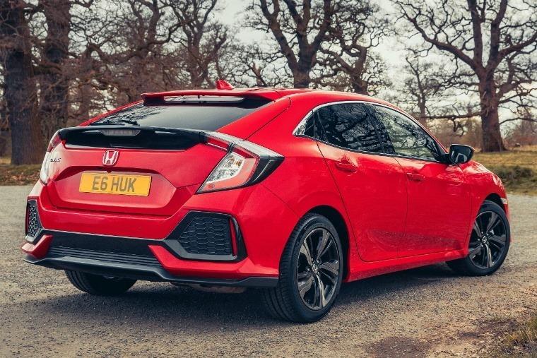 Honda Civic lease deal £200