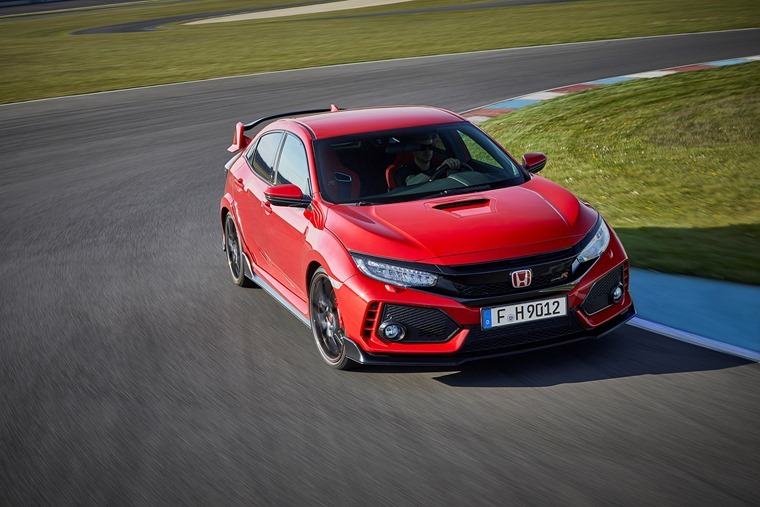 Honda Civic Type R GT Sport PS4